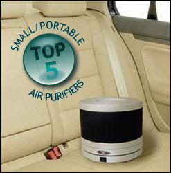 Best Portable Small Air Purifier
