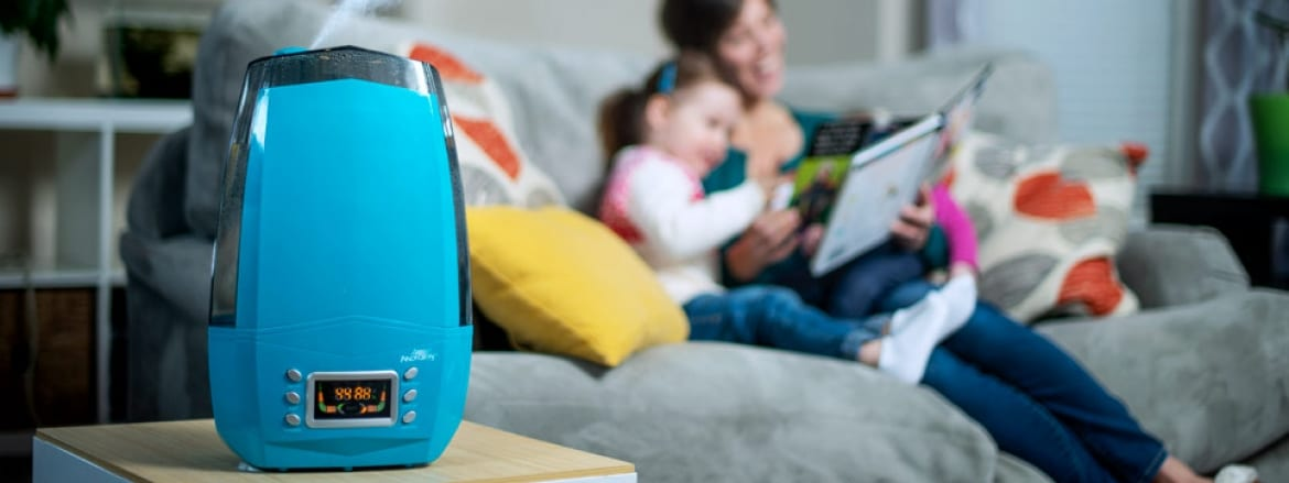 Best Humidifier for Allergies Sufferers